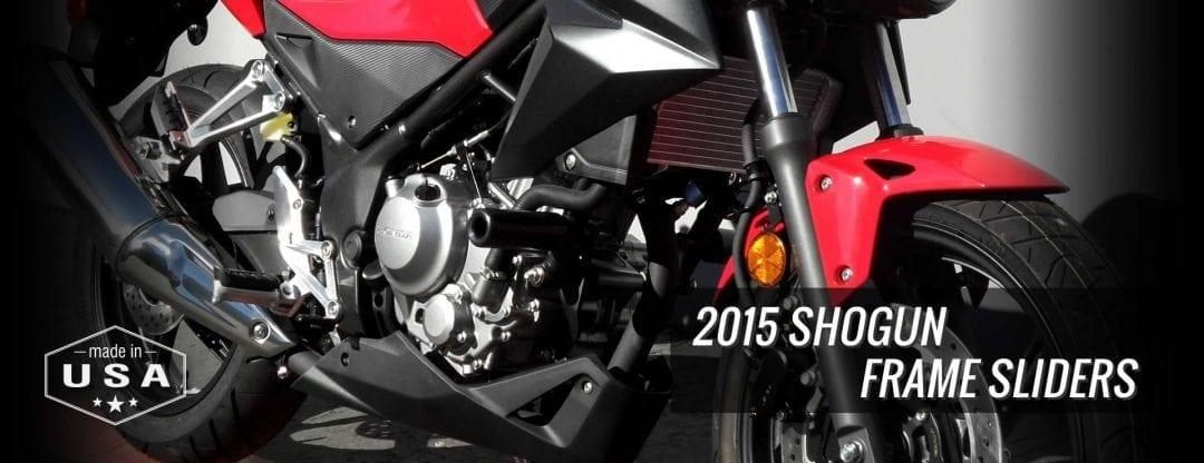 Moto911 - Shogun Frame Sliders