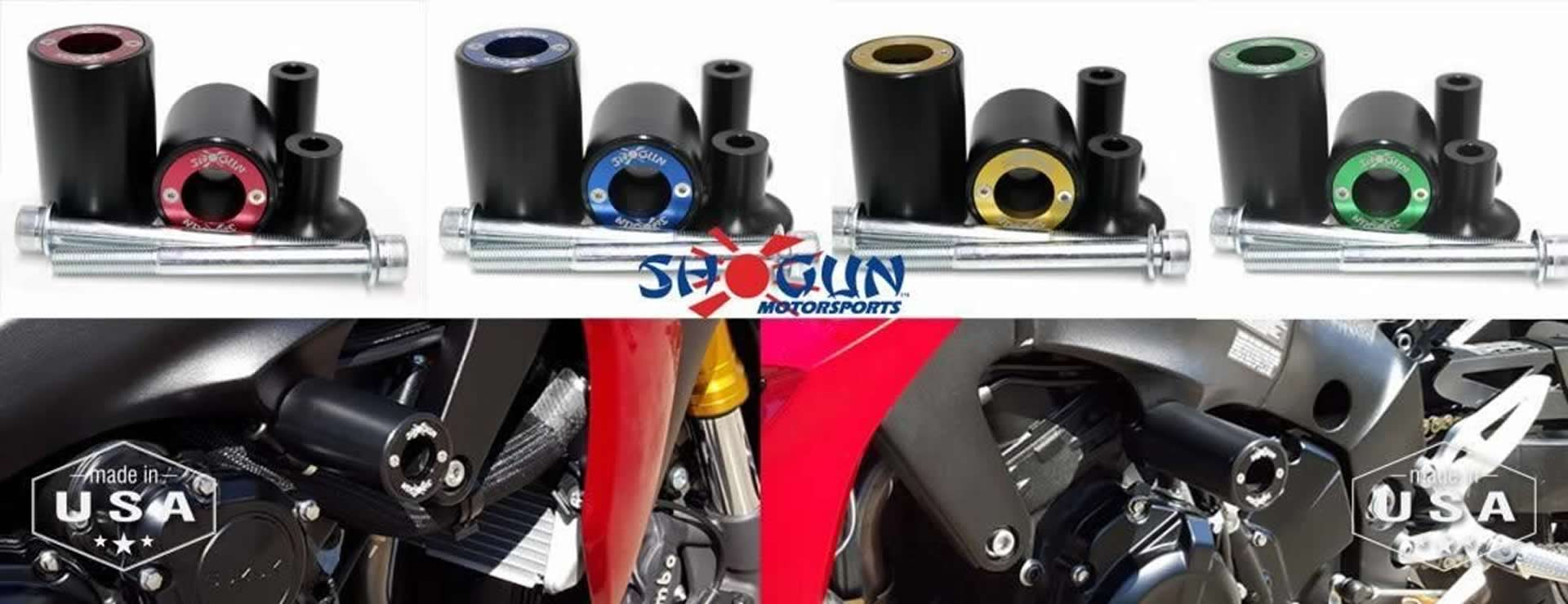 Shogun PA2 Frame Sliders