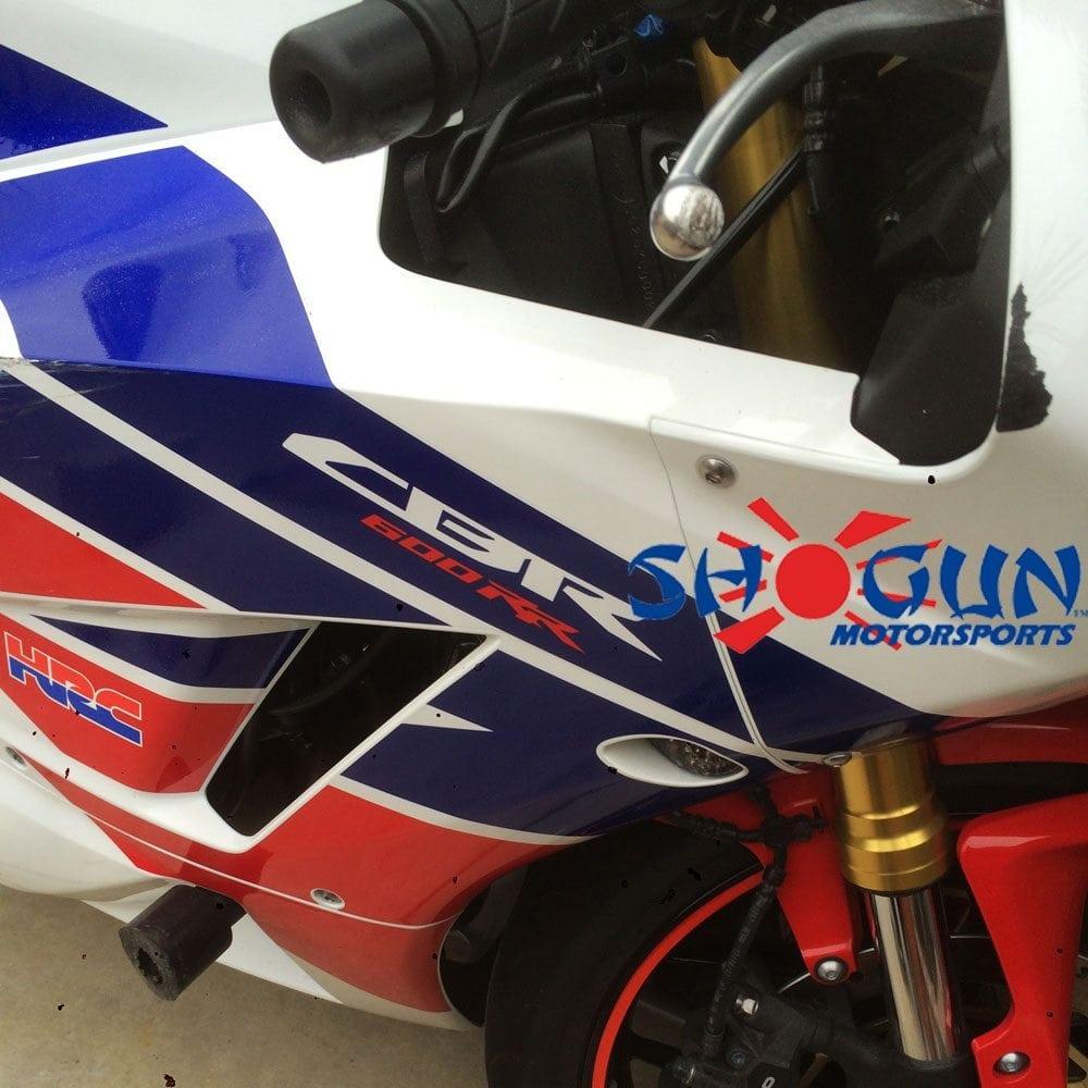 Honda CBR600RR 13-16 No Cut Crash Photos