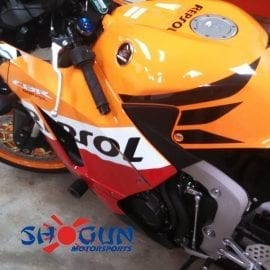 Honda CBR600RR 13-16 No Cut Crash Photos