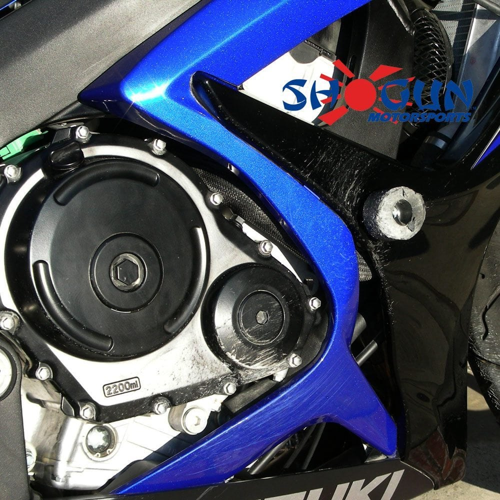Suzuki GSXR600 750 Shogun No Cut Crash Photo